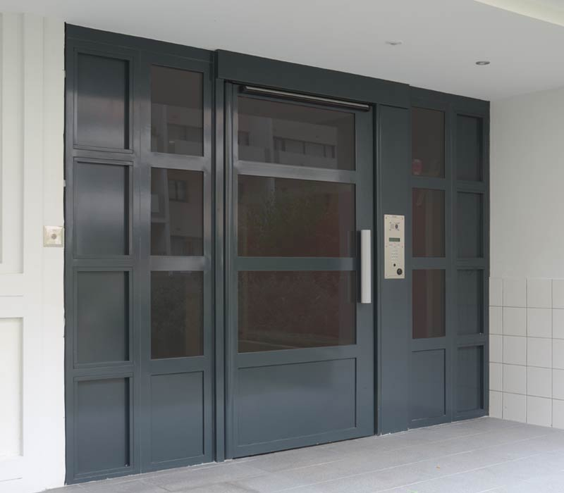 Picard Serrures Porte Hall Entree Immeuble Nice