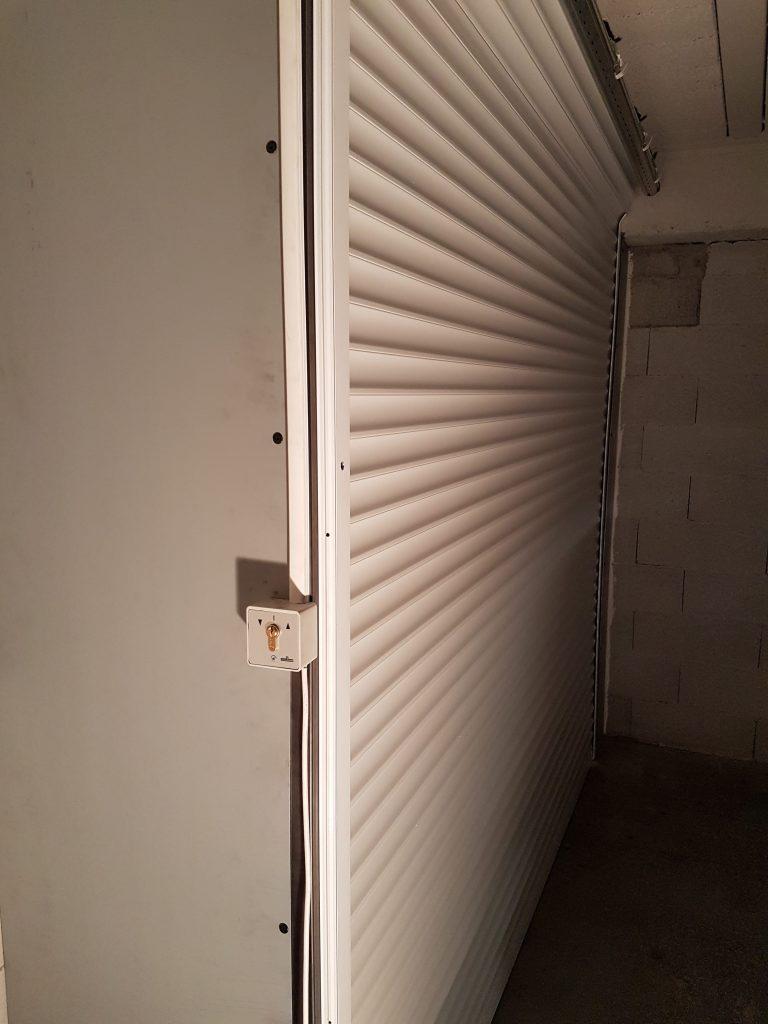 Porte De Garage Motorise