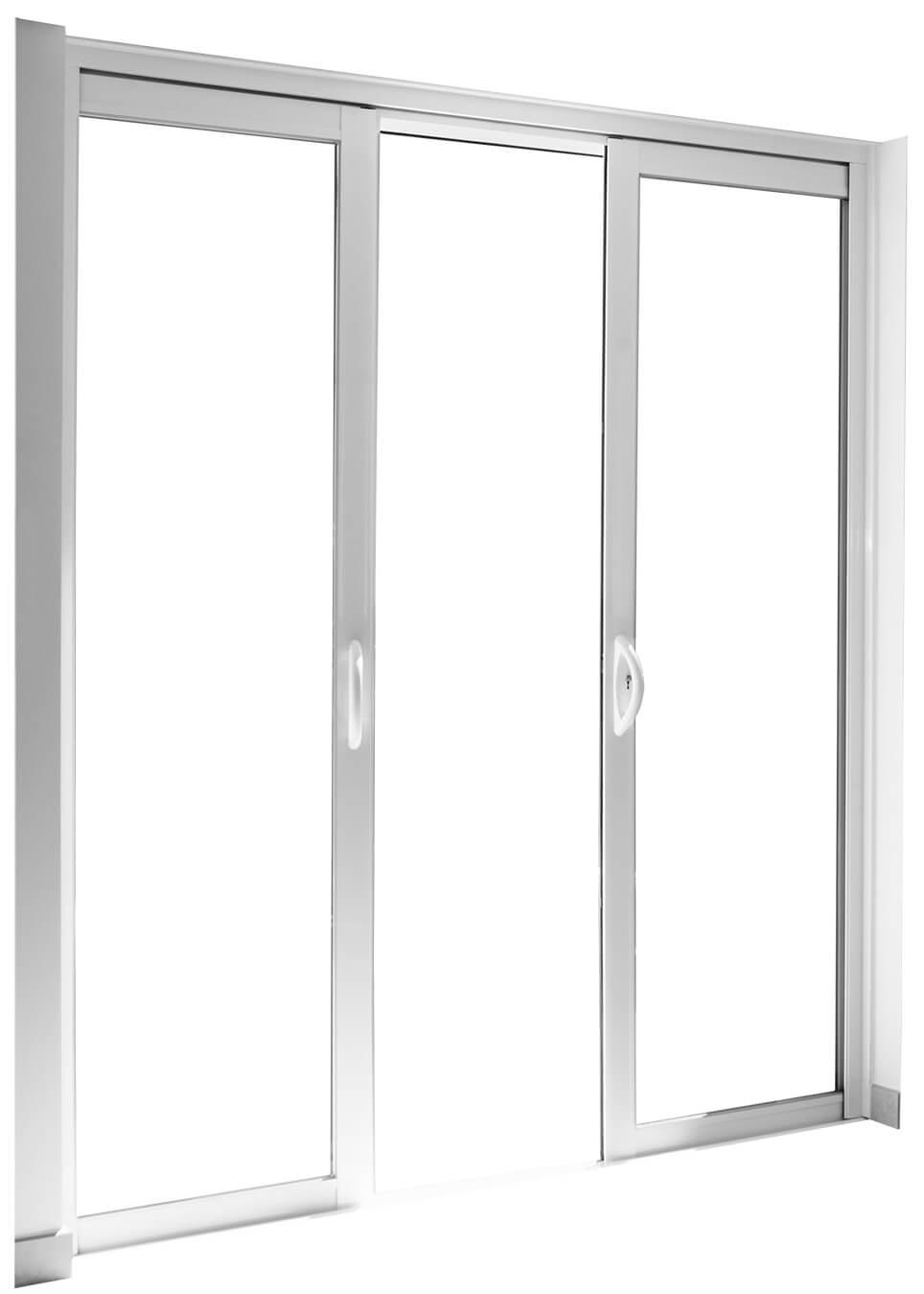 Protection azuréenne installe Portes Coulissantes Galandage