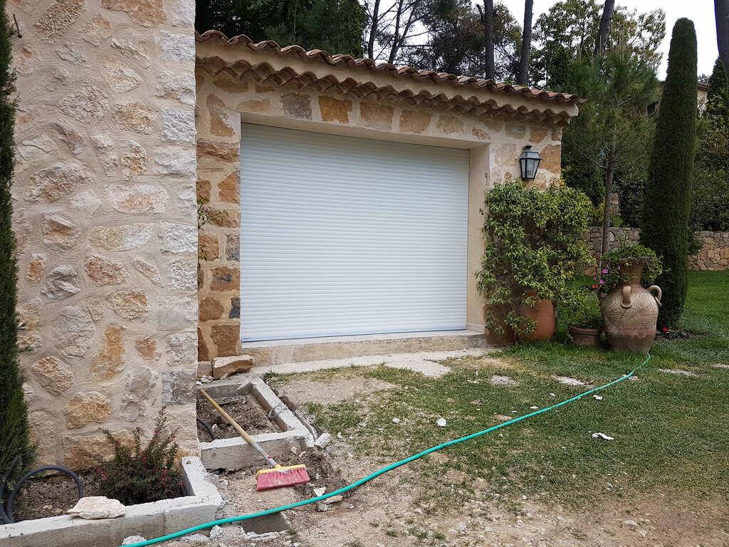 Volet Roulant Motorise villa Antibes